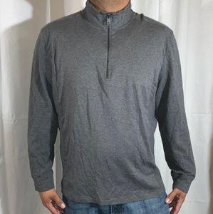 Calvin Klein Men's Half Zip Pullover